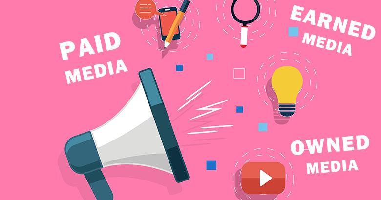 トリプルメディアとは?3つのメディアの特徴を理解しよう